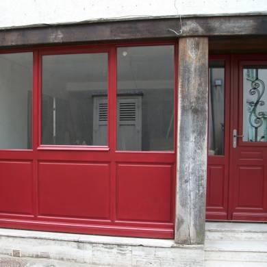Porte Double Sur Mesure Bois 6